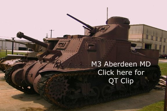 M3 Lee Aberdeen Proving Grounds