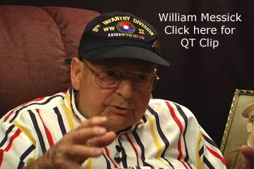 William Messick WWII Veteran