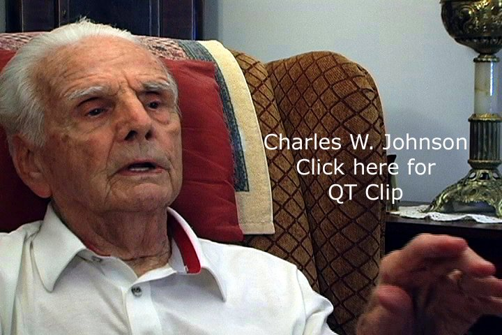 Charles W. Johnson - 9th Division Veteran