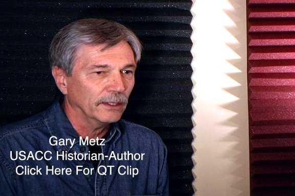 Gary Metz Army Air Corps Historian Author