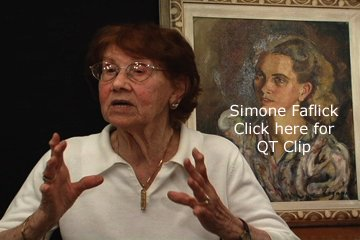 Simone Faflick North Africa 1942-43 Survivors' Stories